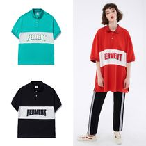 ACOVER(オコボ) ポロシャツ 日本未入荷[ACOVER] RANGE OVER FIT COLLAR T-SHIRTS