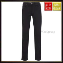 【ヴェルサーチ】Slim Fit Jeans Black?