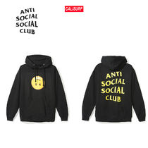 【SALE】ANTI SOCIAL SOCIAL CLUB -HMU Black Hoody パーカー