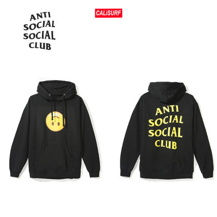 ANTI SOCIAL SOCIAL CLUB パーカー・フーディ 【SALE】ANTI SOCIAL SOCIAL CLUB -HMU Black Hoody パーカー