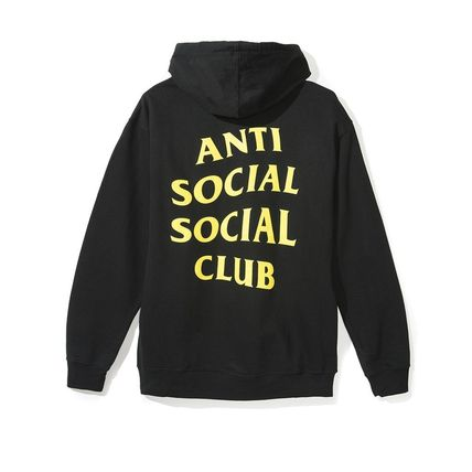 ANTI SOCIAL SOCIAL CLUB パーカー・フーディ 【SALE】ANTI SOCIAL SOCIAL CLUB -HMU Black Hoody パーカー(2)