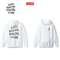 【SALE】ANTI SOCIAL SOCIAL CLUB -Woody White Hoody パーカー