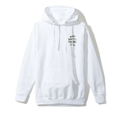 ANTI SOCIAL SOCIAL CLUB パーカー・フーディ 【SALE】ANTI SOCIAL SOCIAL CLUB -Woody White Hoody パーカー(3)