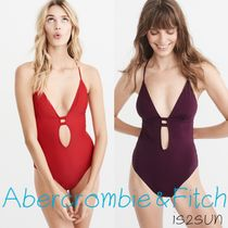 ☆日本未入荷☆ アバクロ/ STRAPPY FRONT ONE PIECE SWIMSUIT