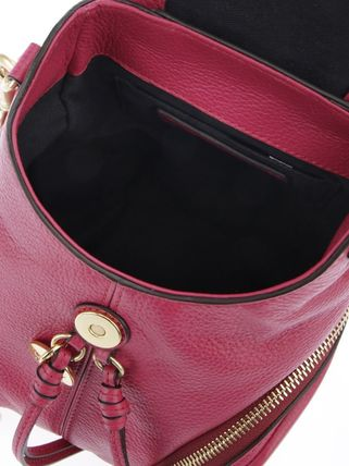 See by Chloe バックパック・リュック 【シーバイクロエ】Berry k Olga Small Grained Backpack(3)