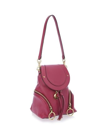 See by Chloe バックパック・リュック 【シーバイクロエ】Berry k Olga Small Grained Backpack(4)