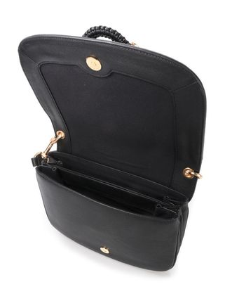 See by Chloe ショルダーバッグ 【シーバイクロエ】Black Hana Medium Shoulder Bag Black(3)