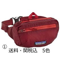 Patagonia Lightweight Travel Mini Hip Pack 1L 5色