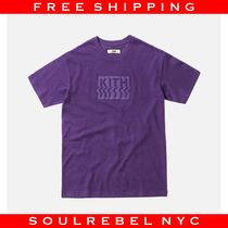 KITH Warp Tee Purple Monday Program New York NYC 紫 海外限定