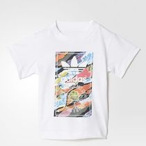 adidas★Kids Infants Graphic Tee★アディダス キッズ ★75-100