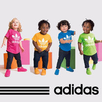 adidas★Kids I Supercolor Tee★アディダス キッズ T★80-100cm