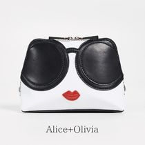 Alice+Olivia(アリスオリビア) メイクポーチ Alice+Olivia メイクポーチ Stace Face COSMETIC POUCH