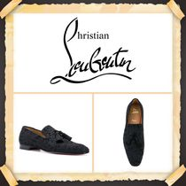 ★Christian Louboutin《CROCHET DESIGN LOAFERS》送料込み★
