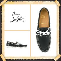 ★Christian Louboutin《STECKEL JUMBO SPIKE LOAFERS》送料込★