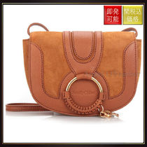 【シーバイクロエ】Hana Mini Shoulder Bag In Leather And