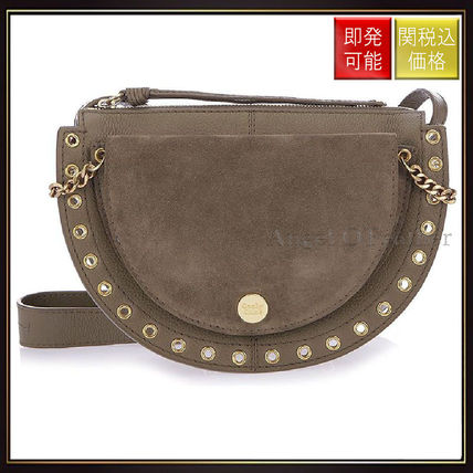 See by Chloe ショルダーバッグ 【シーバイクロエ】Safari Khaki Kriss Shoulder Bag Green