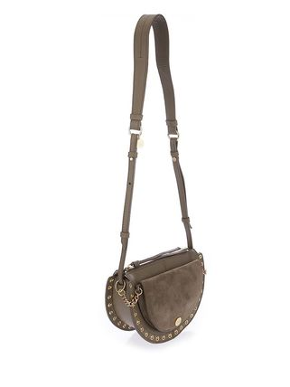 See by Chloe ショルダーバッグ 【シーバイクロエ】Safari Khaki Kriss Shoulder Bag Green(4)