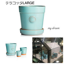 Tiffany & Co♡ Terra-cotta Flowerpots(ラージ)