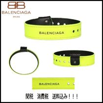 【マストアイテム】BALENCIAGA -nappa leather bracelet