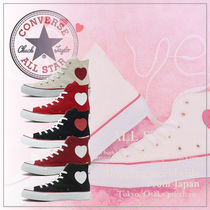 【CONVERSE】コンバース ALL STAR HEARTPATCH HI ハートパッチ