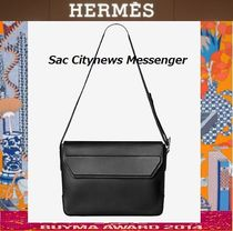 HERMES エルメス★Sac Citynews Messenger★2018model