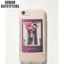 Urban Outfitters iPhone 6/6s/7 写真が入る!クリアケース