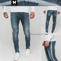 Good For Nothing*SIDEライン/ウォッシュド Super Skinny Jeans