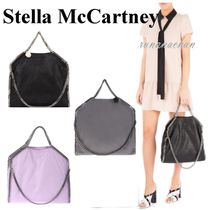 Stella McCartney FALABELLA fold over トートバッグ 2色☆