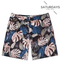 新作★Saturdays Surf NYC Swimshort★サタデーズ 水着