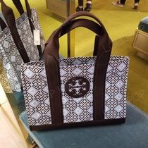 2018SS♪ Tory Burch ★ 4T PRINTED TOTE