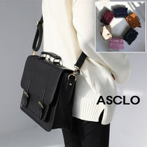 ASCLO★韓国の人気★VER.2 ASCLO STACHEL BAG_6色