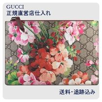 GUCCI☆GG☆クラッチバッグ☆Blooms☆花☆プリント☆レッド