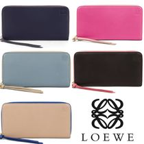 【LOEWE】 Zip Around Wallet 長財布 全5色