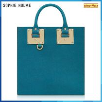 ★SOPHIE HULME★ LAGOON Square Albion トートバッグ 送料無料