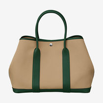 HERMES 大人気中 !! Garden Party 36 tote bag,French/VerfFonce