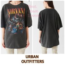 Urban Outfitters☆超cool US限定デザイン ニルバーナ Tシャツ