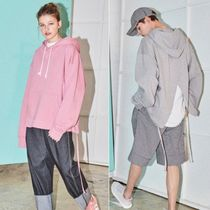 NOHANT(ノアン) パーカー・フーディ ☆ NOHANT ☆ REAR-OPENING PROCESS HOODIE 2色