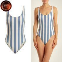 SOLID & STRIPED The Anne-Marie striped ワンピース日本未入荷