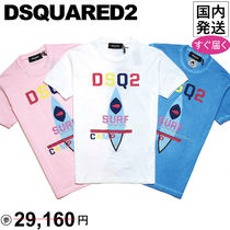 D SQUARED2(ディースクエアード) Tシャツ・カットソー DSQUARED2 Tシャツ T-SHIRTS 3カラー S71GD0632