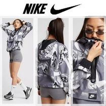 NEW  NIKE  Marble All Over Print Overhead ジャケット