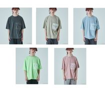 ATTENTIONROW(アテンションロー) Tシャツ・カットソー EXO愛用[ATTENTIONROW]OVER FIT POCKET T-SHHIRT(5色展開)