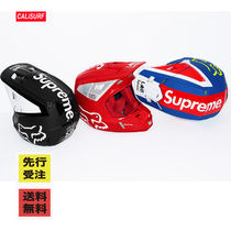 【先行受注】 WEEK12 SS18 SUPREME x FOX RACING/V2 HELMET