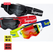 【先行受注】 WEEK12 SS18 SUPREME x FOX RACING/VUE GOGGLES