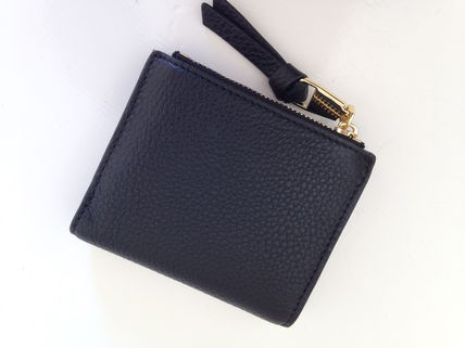 Tory Burch 折りたたみ財布 TORY BURCH WHIPSTITCH LOGO MINI WALLET セール 即発送(6)