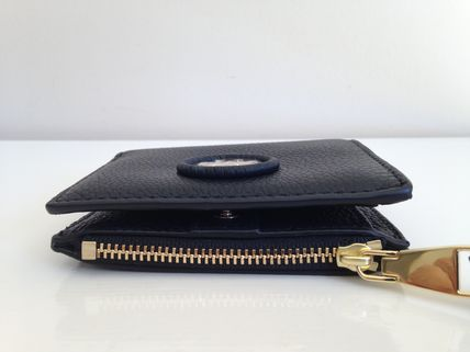 Tory Burch 折りたたみ財布 TORY BURCH WHIPSTITCH LOGO MINI WALLET セール 即発送(7)