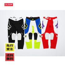 【先行受注】 WEEK12 SS18 SUPREME x FOX RACING/MOTO PANTS