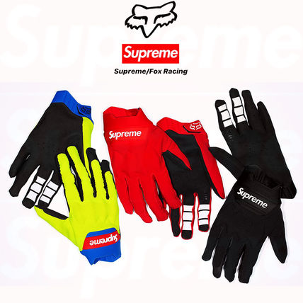 Supreme 手袋 12 week SS18 Supreme Fox Racing  Bomber LT Gloves