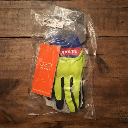 Supreme 手袋 12 week SS18 Supreme Fox Racing  Bomber LT Gloves(3)