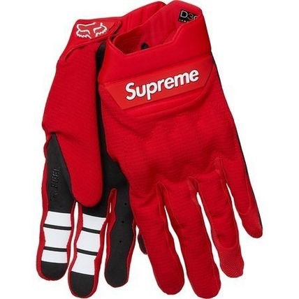 Supreme 手袋 12 week SS18 Supreme Fox Racing  Bomber LT Gloves(6)