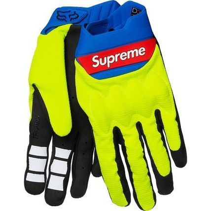 Supreme 手袋 12 week SS18 Supreme Fox Racing  Bomber LT Gloves(9)